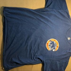Cubs Arrieta Blue Short sleeve tee